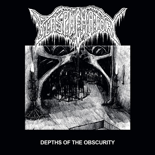 Blasphematory - Depths of the obscurity  CD