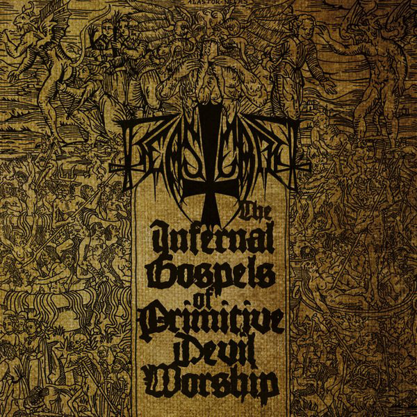 Beastcraft - The infernal gospels of primitive devil worship CD