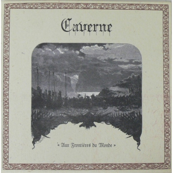 Caverne – Aux frontiéres du monde CD