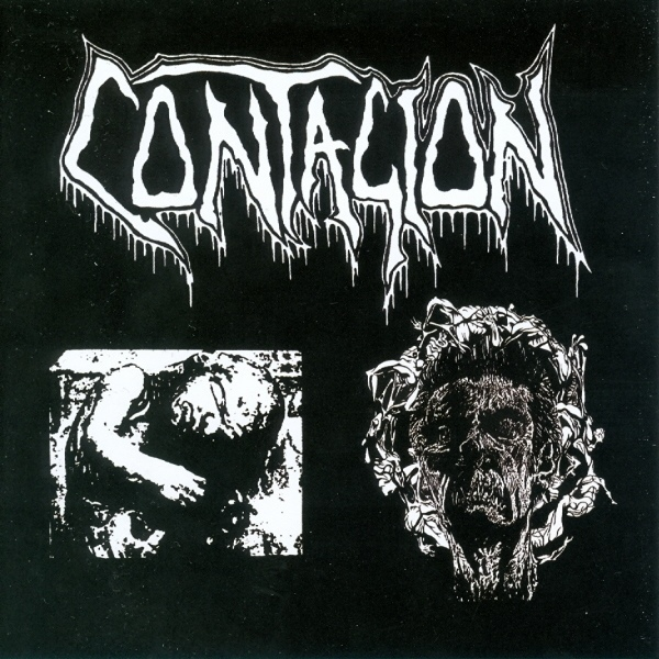 Contagion - Discography CD