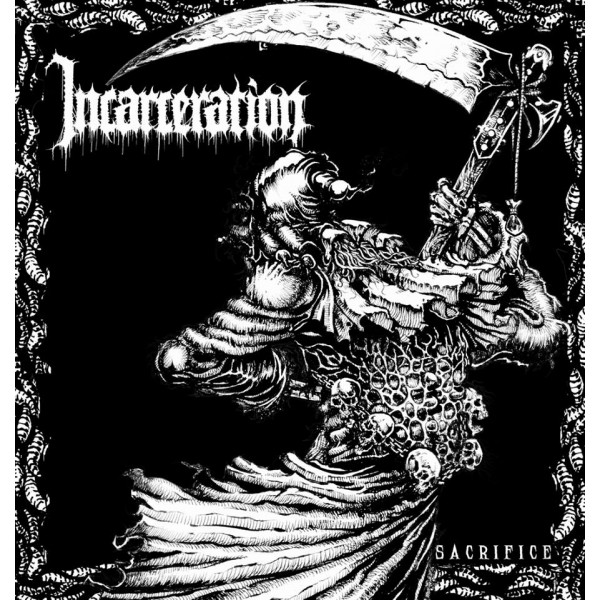 Incarceration - Sacrifice CD