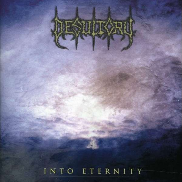 Desultory - into eternity CD