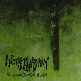 Encoffination - We proclaim your death o' lord  CD