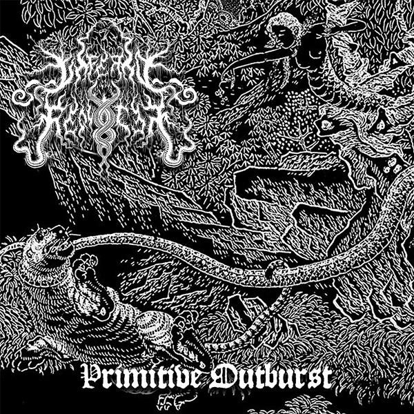 Inferno requiem - Primitive outburst CD