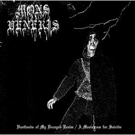 Mons veneris – Vastlands of my decayed realm CD