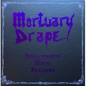 Mortuary drape - Necromantic doom returns 2LP