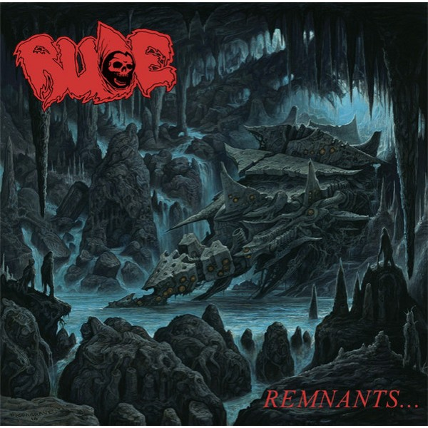 Rude - Remnants.. CD