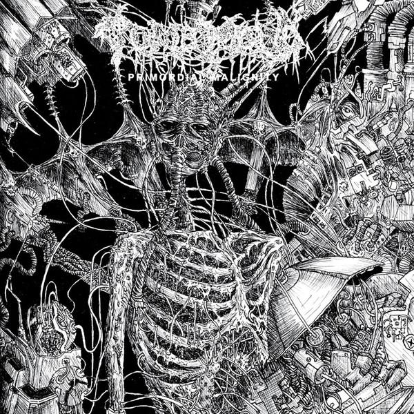 Tomb mold – Primordial malignity CD