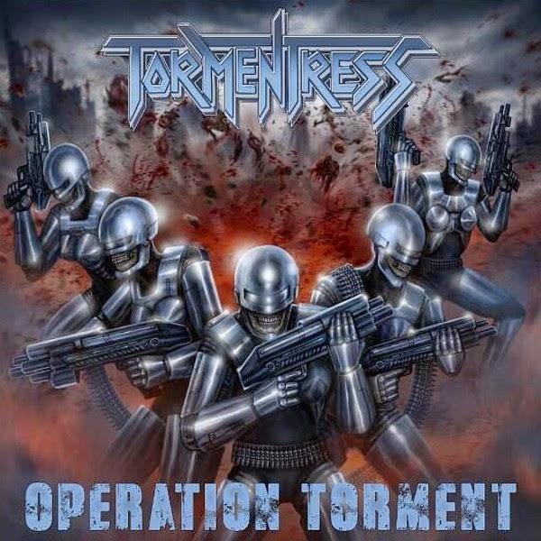 Tormentress - operation torment CD