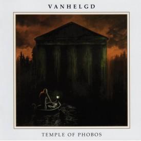 Vanhelgd - temple of phobos CD