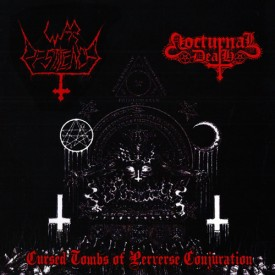 War pestilence / Nocturnal death  Split CD