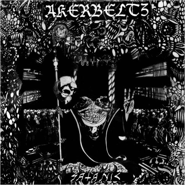 Akerbeltz - Satanic CD