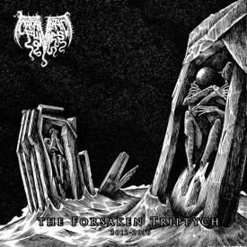 Cadaveric fumes - The forsaken triptych CD
