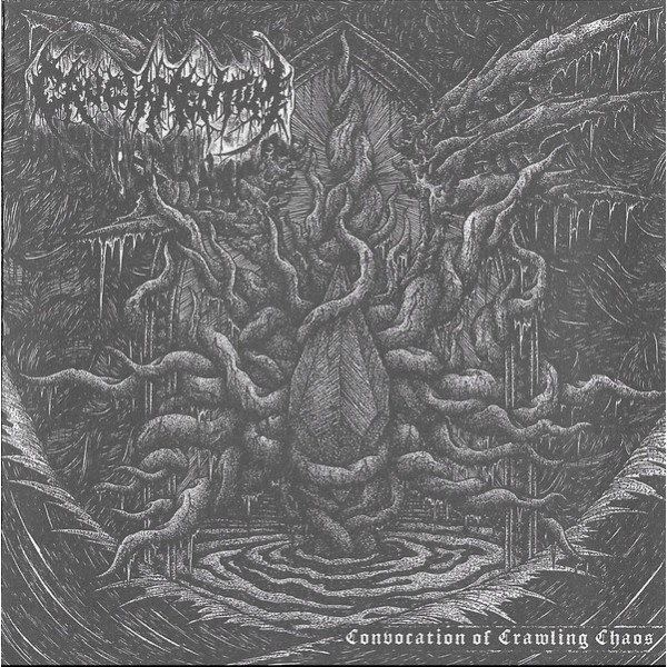 Cruciamentum - Convocation of crawling chaos  MCD