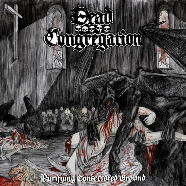 Dead congregation - Purifying concecrated ground  MCD