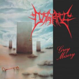 Disgrace - Grey misery  CD