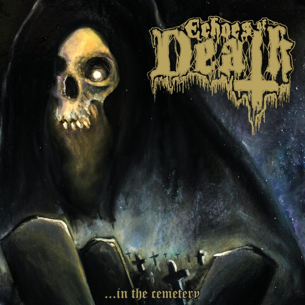 Echoes of death - In the cemetery  CD