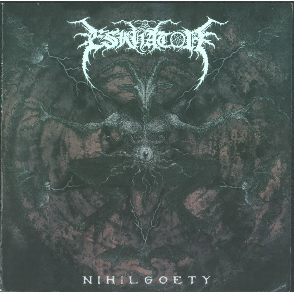 Eskhaton - Nihilgoety CD