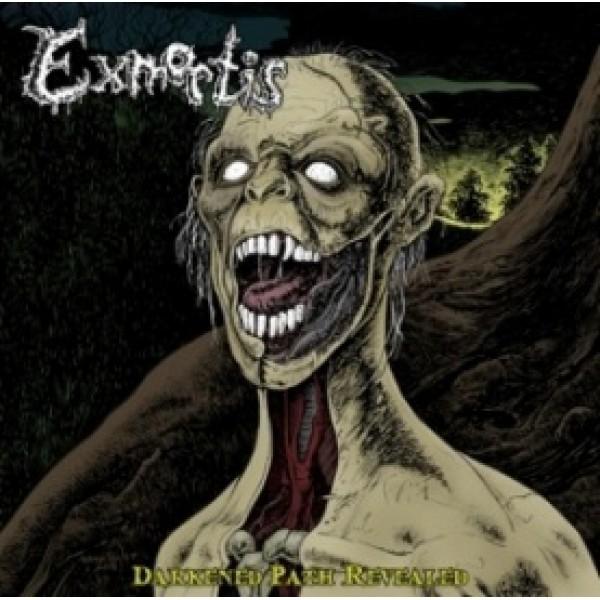 Exmortis - darkened path revealed CD
