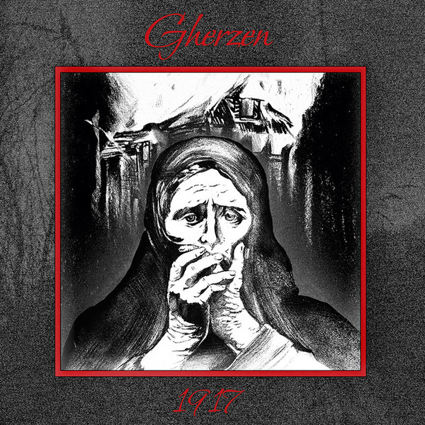 Gherzen - 1917 CD