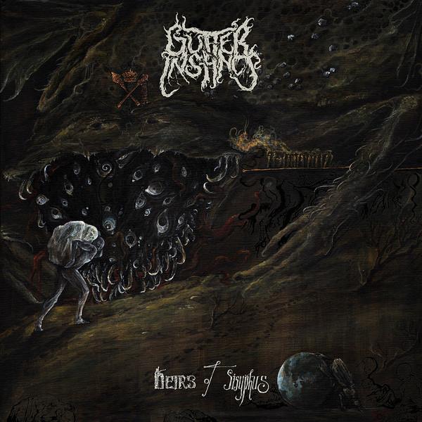 Gutter instinct - Heirs of sisyphus CD