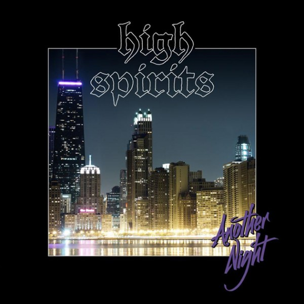 High spirits - Another night CD