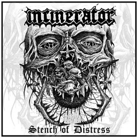 Incinerator - Stench of distress CD