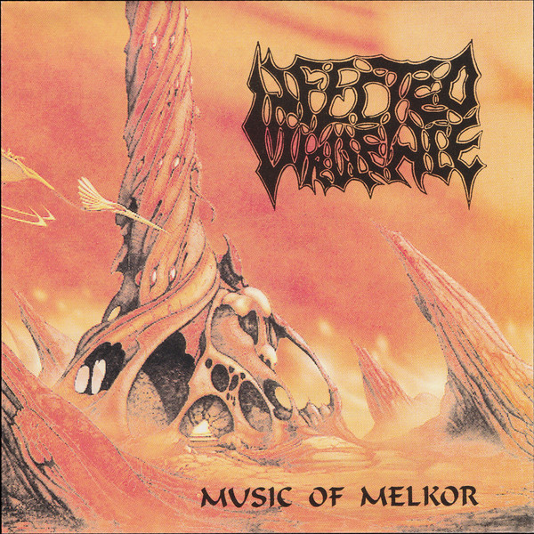 Infected virulence - Music of melkor CD