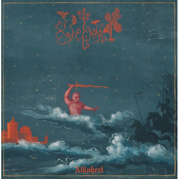 Kvelgeyst - Alkahest CD