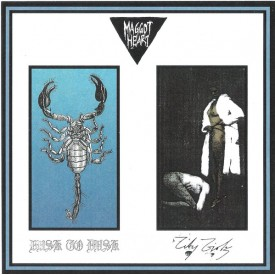 Maggot heart - Dusk to dusk / City girls  CD