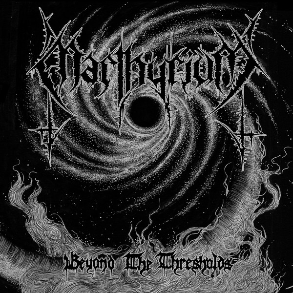 Marthyrium - Beyond the thresholds CD