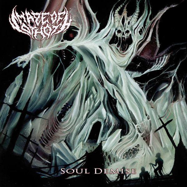 Maze of sothoth - Soul demise CD