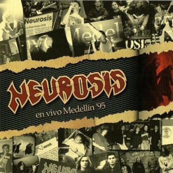 Neurosis - En vivo Medellin 95