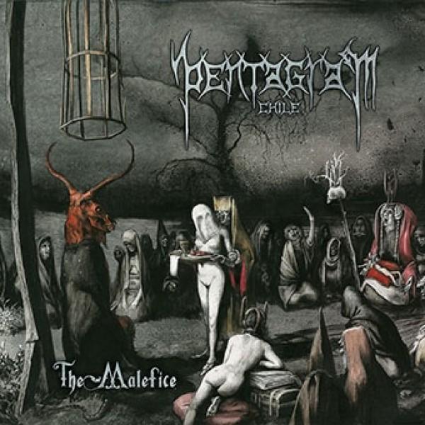 Pentagram - the Malefice CD