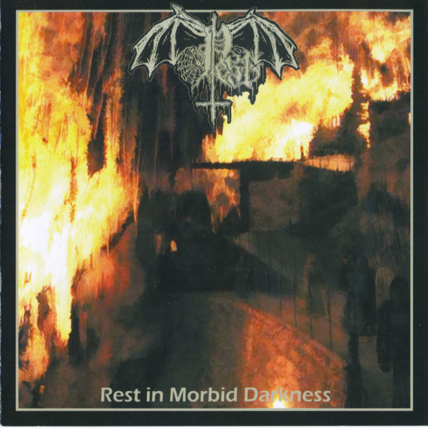 Pest - Rest in morbid darkness CD