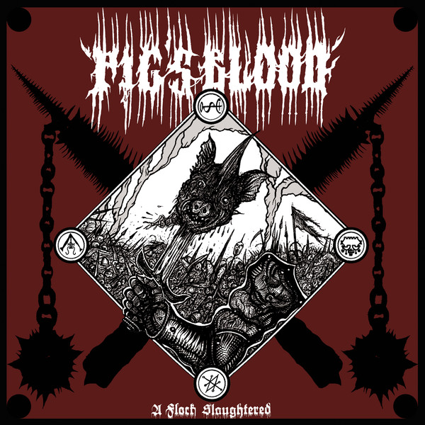 Pig's blood - A flock slaughtered  CD