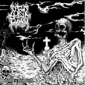 Putrid evocation - Echoes of death CD