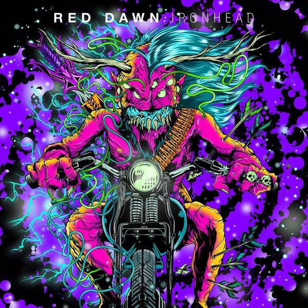 Red dawn - Ironhead  MCD