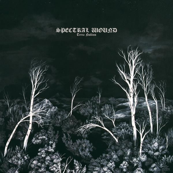 Spectral wound - Terra nullius LP