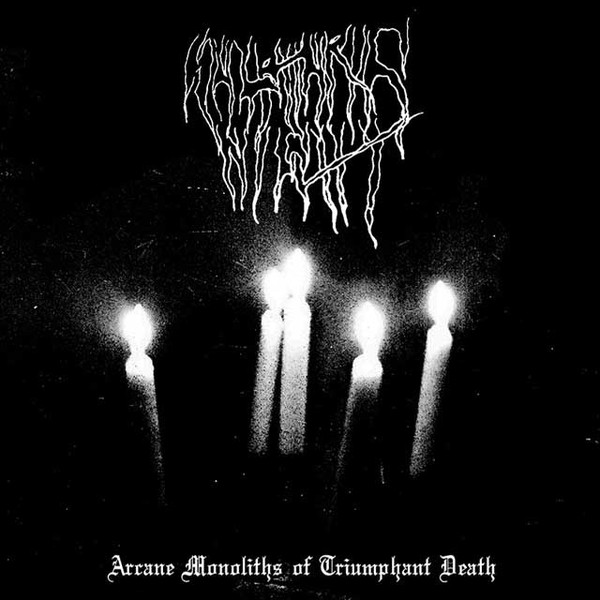 Sulphuric night – Arcane monoliths of triumphant death 2LP