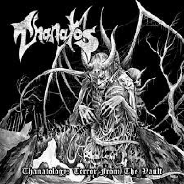 Thanatos - Thanatology : terror from the vault  2CD