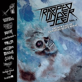 Trapped under ice - comp CD