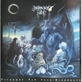 Unaussprechlichen kulten - Baphomet ...  CD  (US version)