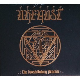 Urfaust - The constellatory practice LP + CD (Amber vinyl)