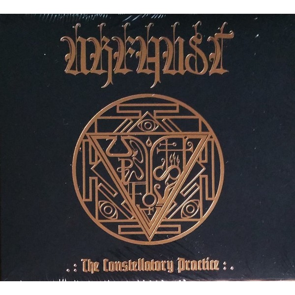 Urfaust - The constellatory practice  CD