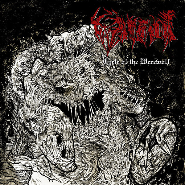 Winterwolf - Cycle of the werewolf CD