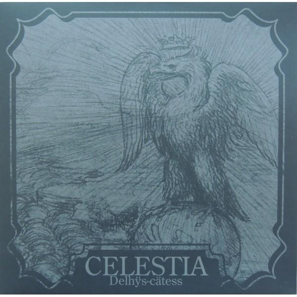 """Celestia - Delhÿs-cätess   10"""" (Grey)"""