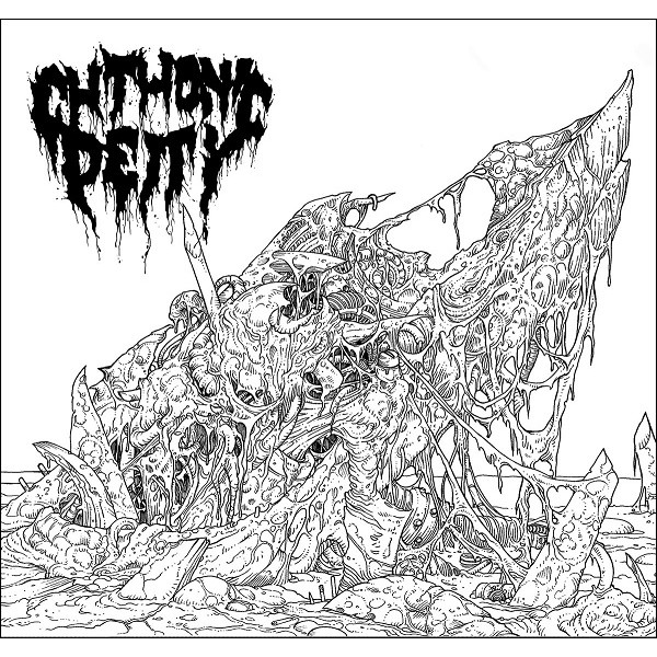 Chthonic deity - Ressembled in pain + 2  CD