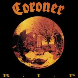 Coroner - R.I.P. LP