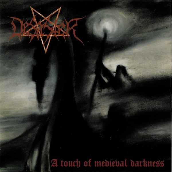 Desaster - A touch of mediaval darkness CD